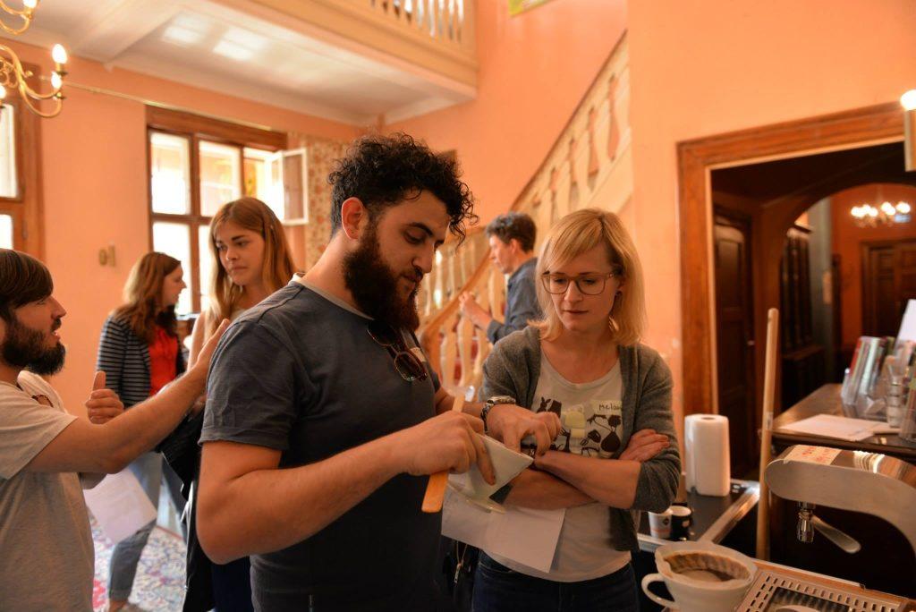 Berufung Specialty Coffee Melanie Böhme
